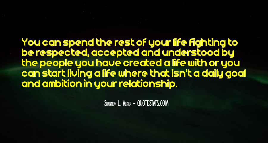 Fight For This Relationship Quotes #745652