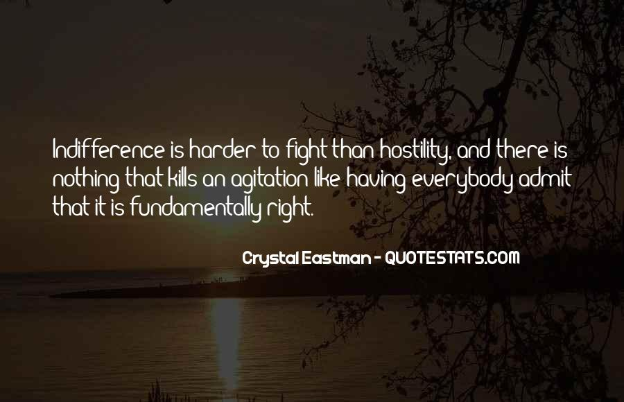 Fight Harder Quotes #258060