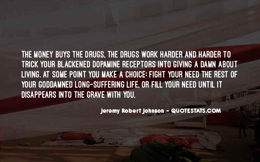 Fight Harder Quotes #561314