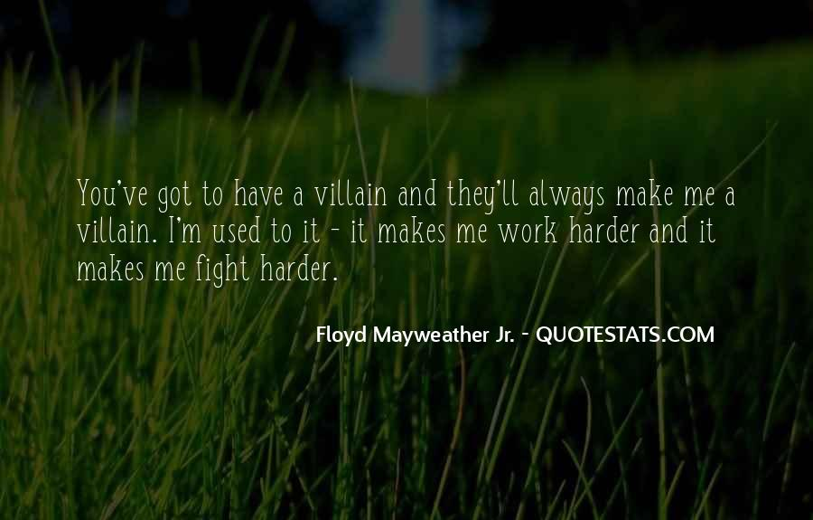 Fight Harder Quotes #638936