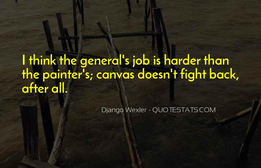 Fight Harder Quotes #935293