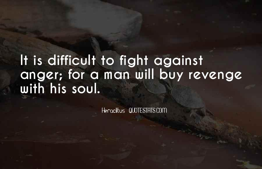 Fight Over Man Quotes #162935