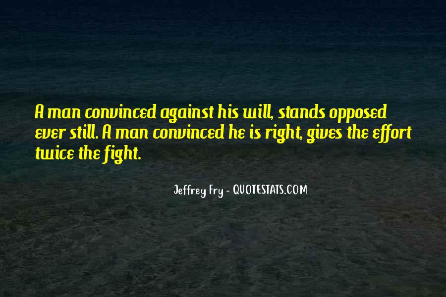 Fight Over Man Quotes #55084