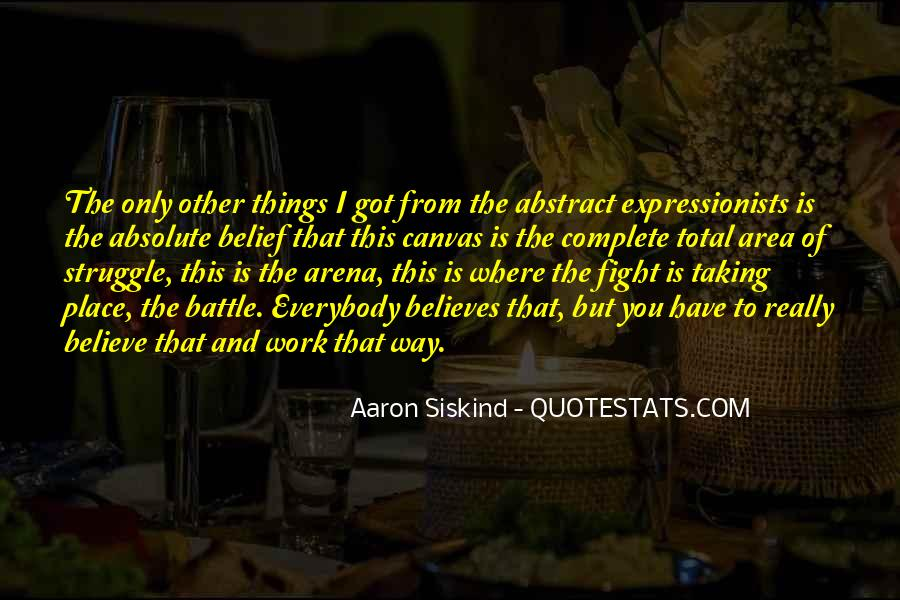 Fight The Battle Quotes #259042