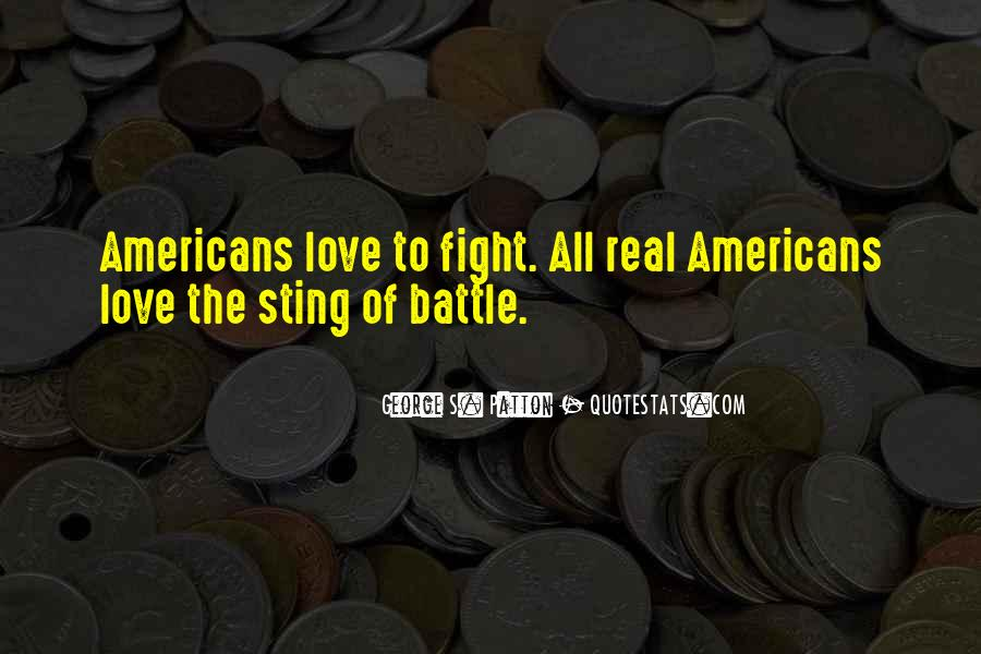Fight The Battle Quotes #6598
