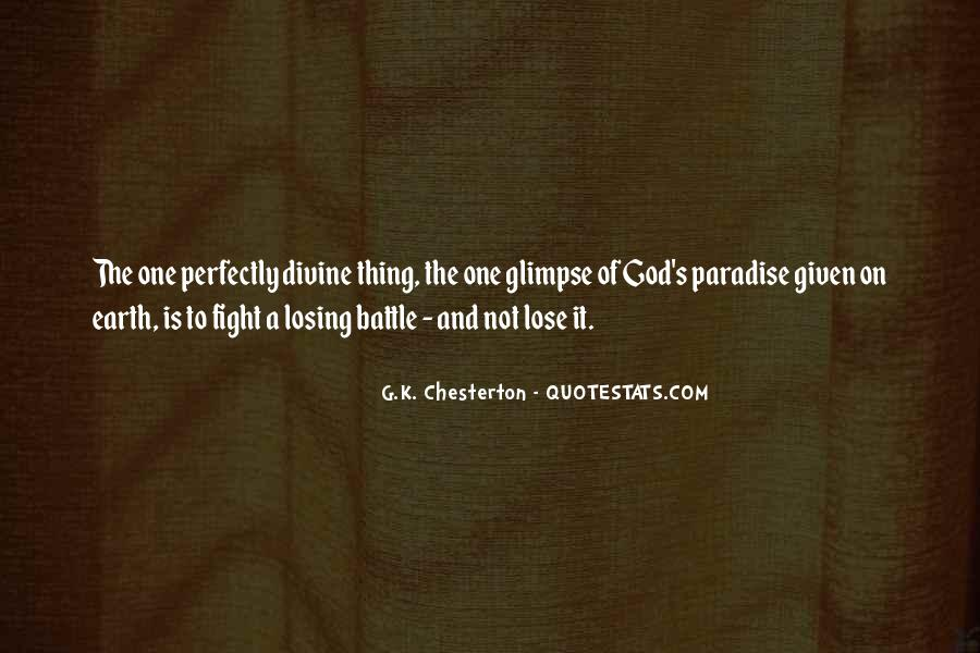 Fight The Battle Quotes #774883