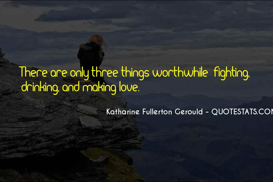 Fighting But Still Love Each Other Quotes #143906