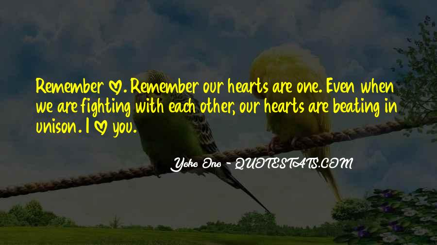 Fighting But Still Love Each Other Quotes #39052
