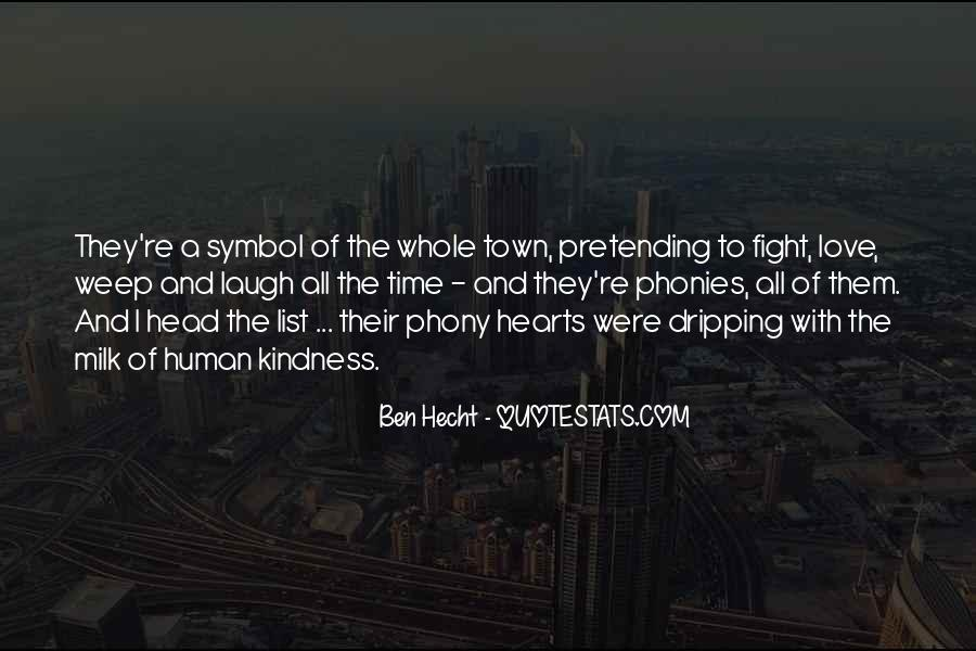 Fighting But Still Love Each Other Quotes #73869