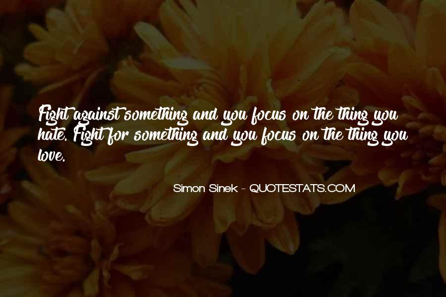 Fighting But Still Love Each Other Quotes #83537