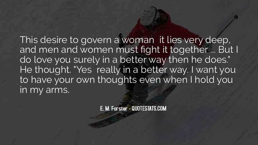 Fighting But Still Love Each Other Quotes #97441