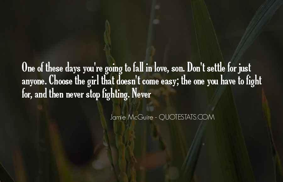 Fighting For You Love Quotes #1141130