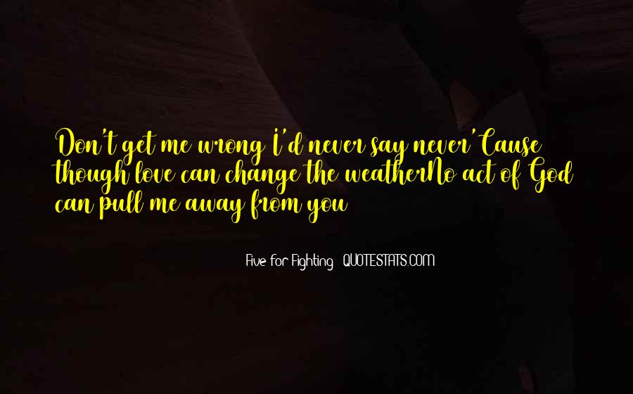 Fighting For You Love Quotes #382951