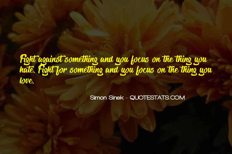 Fighting For You Love Quotes #83537