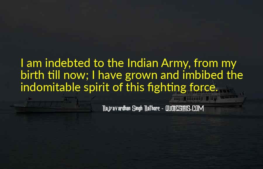 Fighting Spirit Quotes #144349