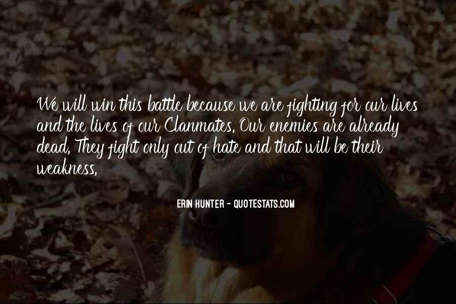 Fighting Spirit Quotes #21116