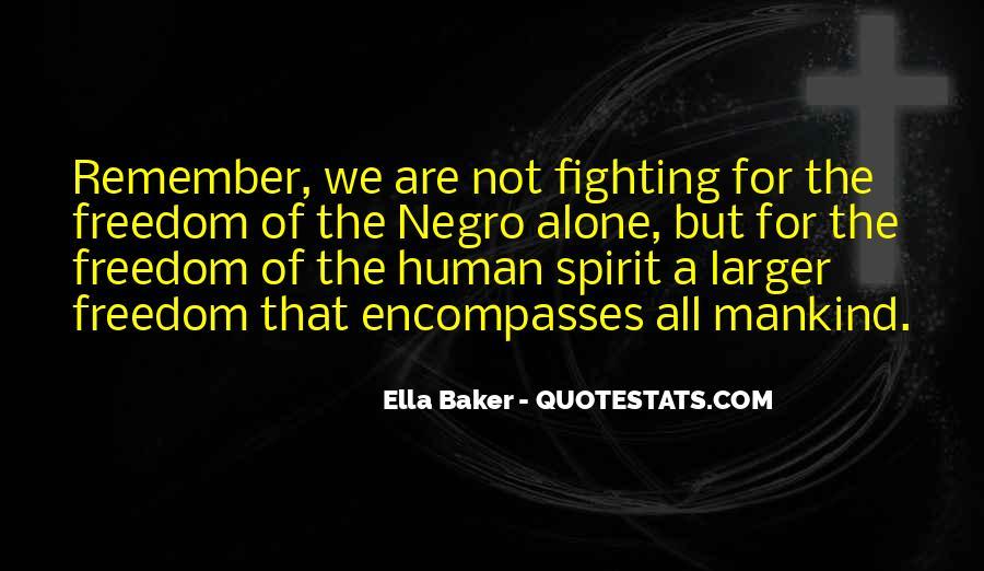 Fighting Spirit Quotes #315593