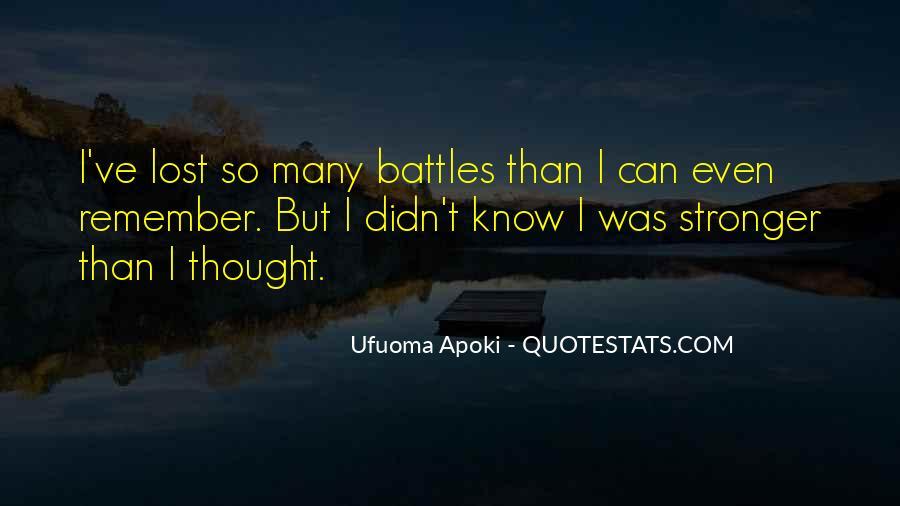 Fighting Spirit Quotes #354955