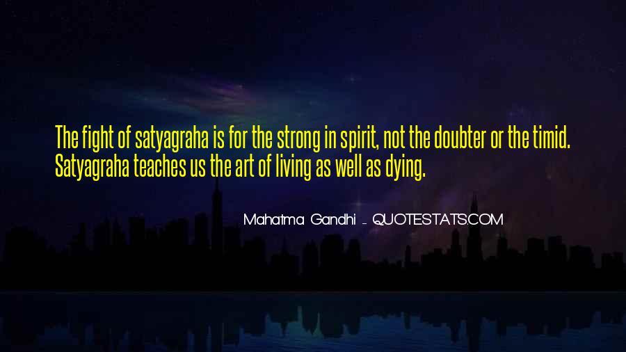 Fighting Spirit Quotes #383355