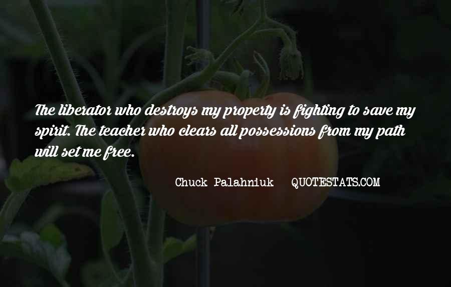 Fighting Spirit Quotes #416604