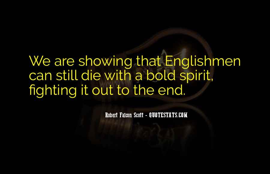 Fighting Spirit Quotes #672581