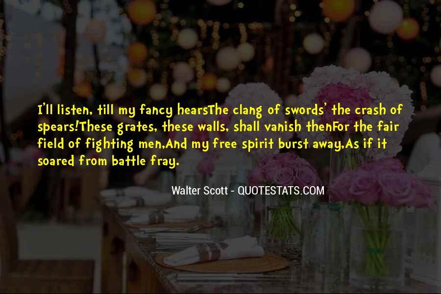 Fighting Spirit Quotes #726591