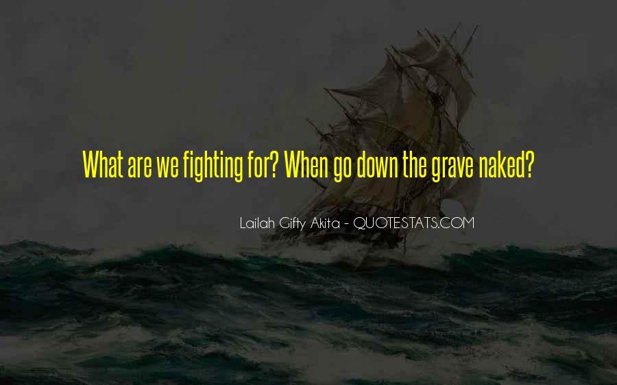 Fighting Spirit Quotes #801323