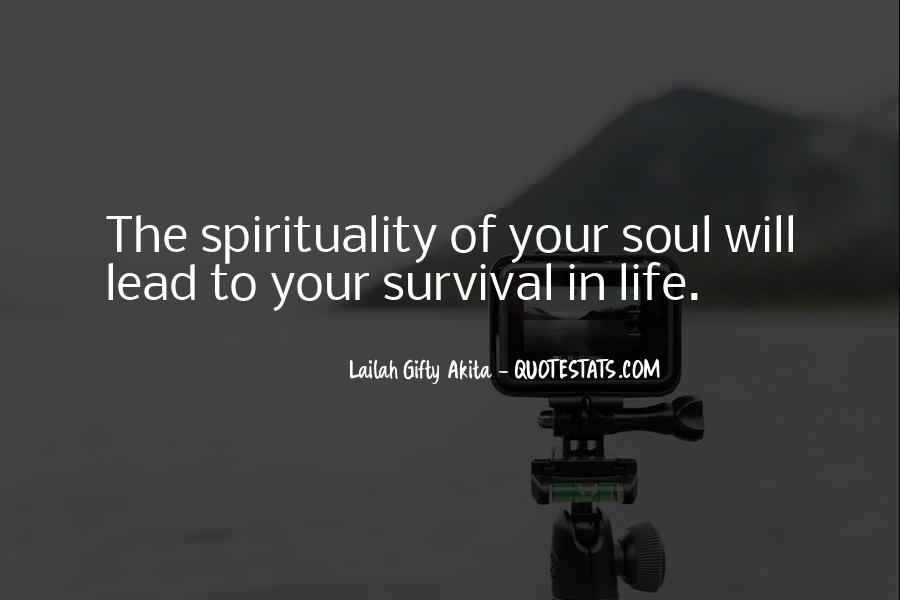 Fighting Spirit Quotes #814952