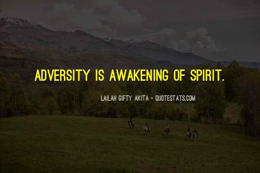 Fighting Spirit Quotes #897393