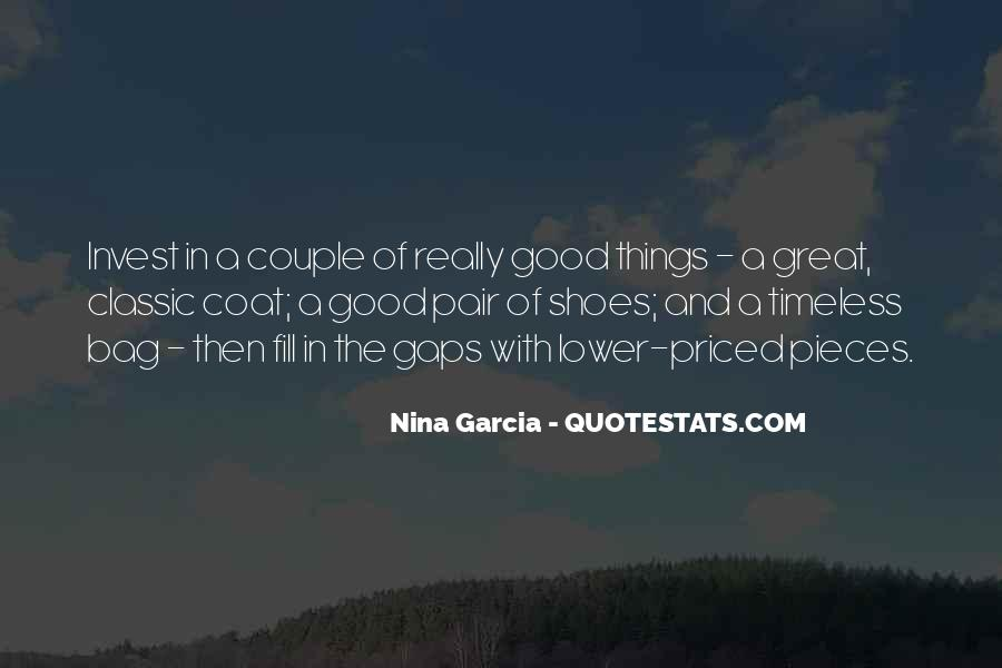 Fill Your Shoes Quotes #1051251