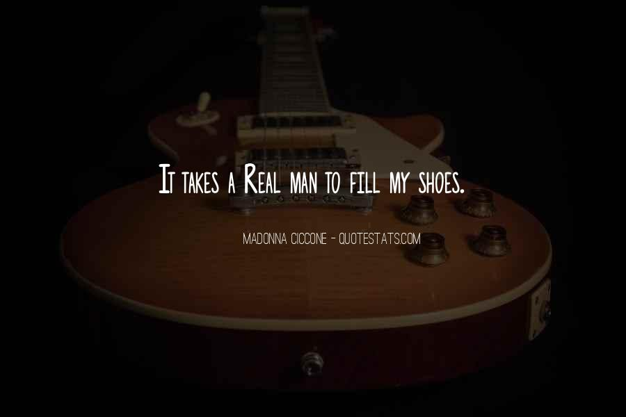 Fill Your Shoes Quotes #808081