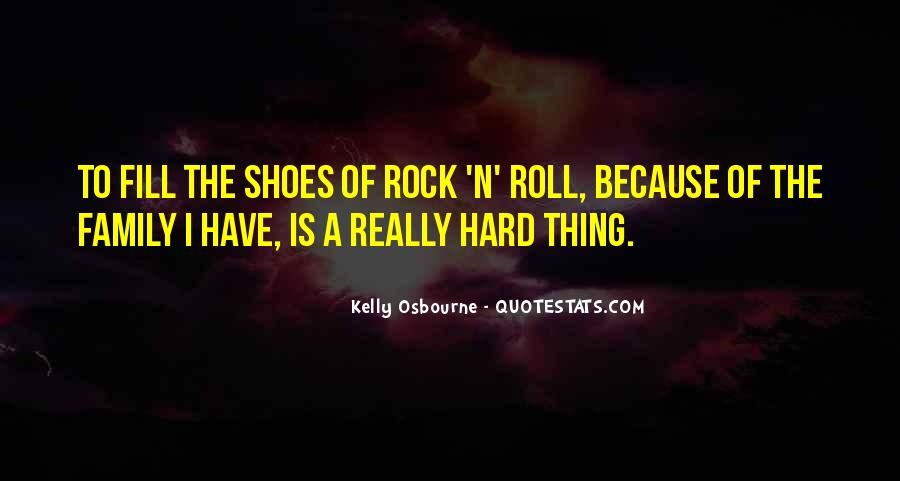 Fill Your Shoes Quotes #940400