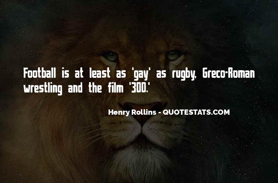 Film 300 Best Quotes #1486359