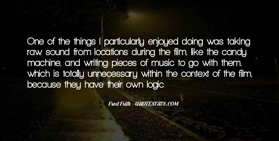 Film And Music Quotes #211464