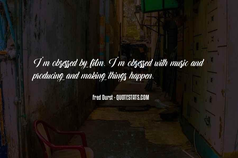 Film And Music Quotes #219474