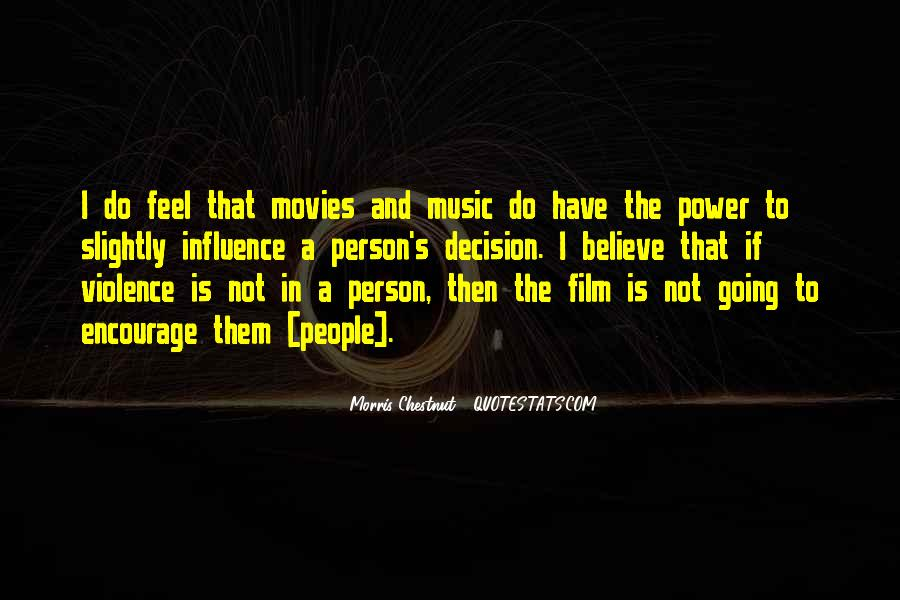 Film And Music Quotes #236769