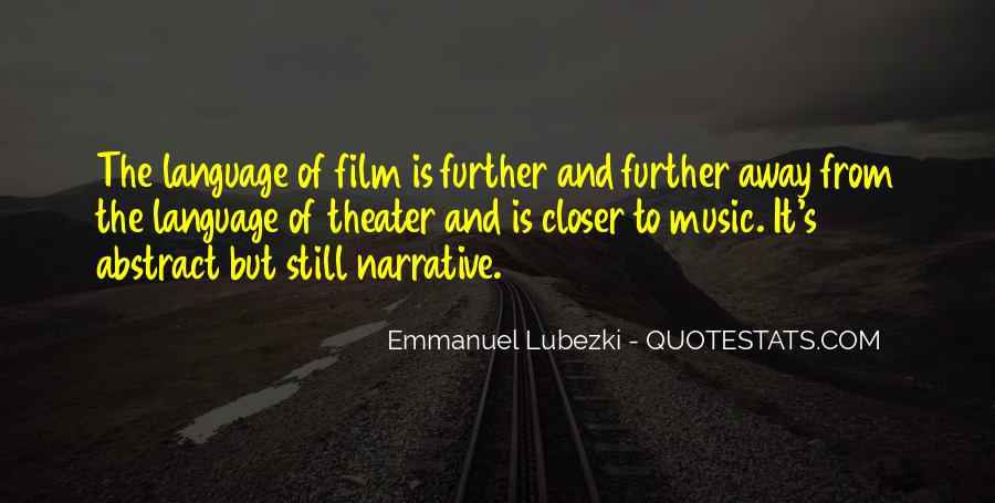 Film And Music Quotes #498675
