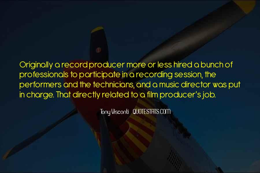 Film And Music Quotes #502587