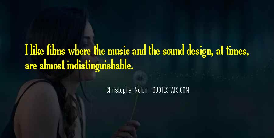 Film And Music Quotes #559821