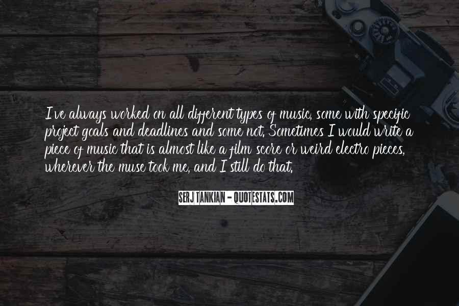 Film And Music Quotes #612468