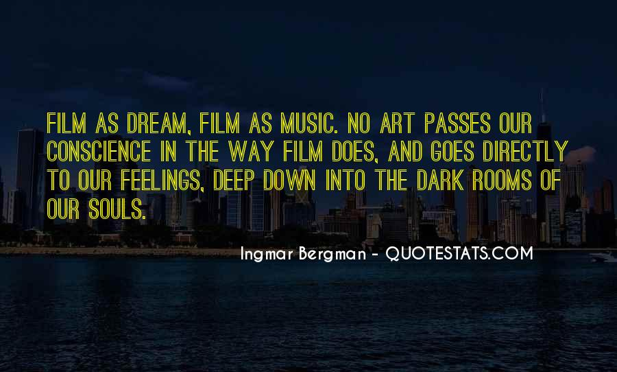 Film And Music Quotes #615617