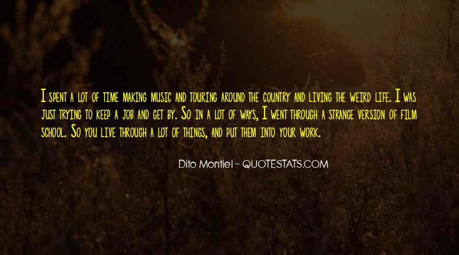 Film And Music Quotes #620415