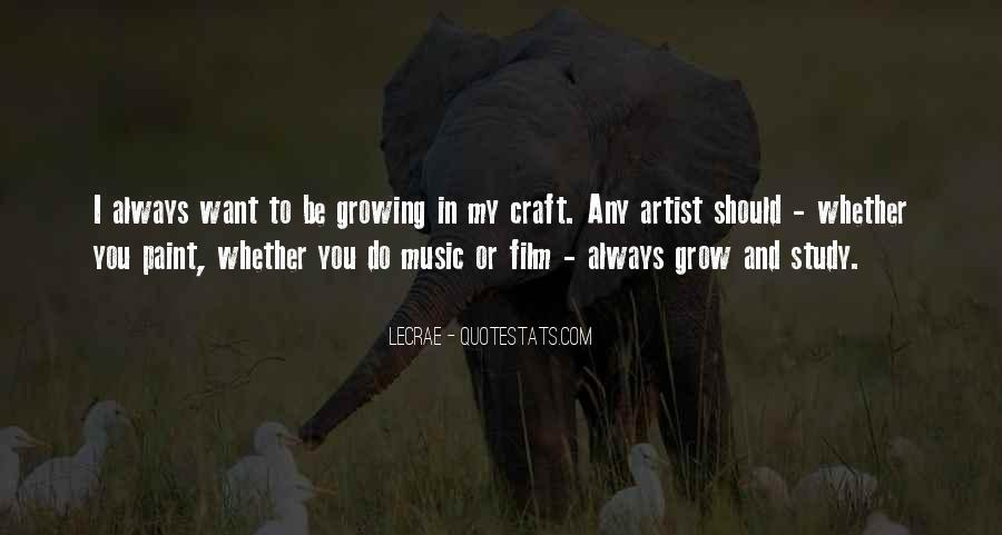 Film And Music Quotes #620978