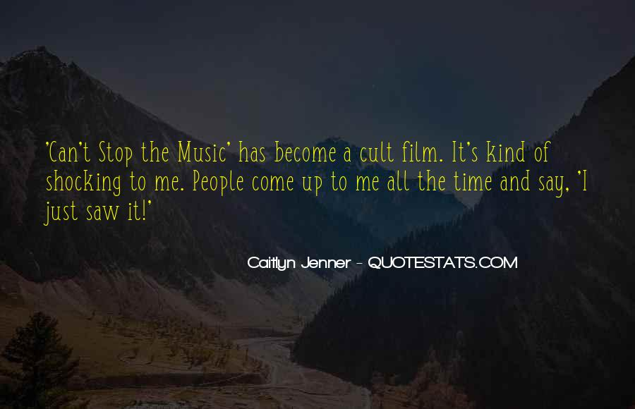 Film And Music Quotes #66777