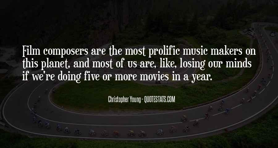 Film And Music Quotes #834184