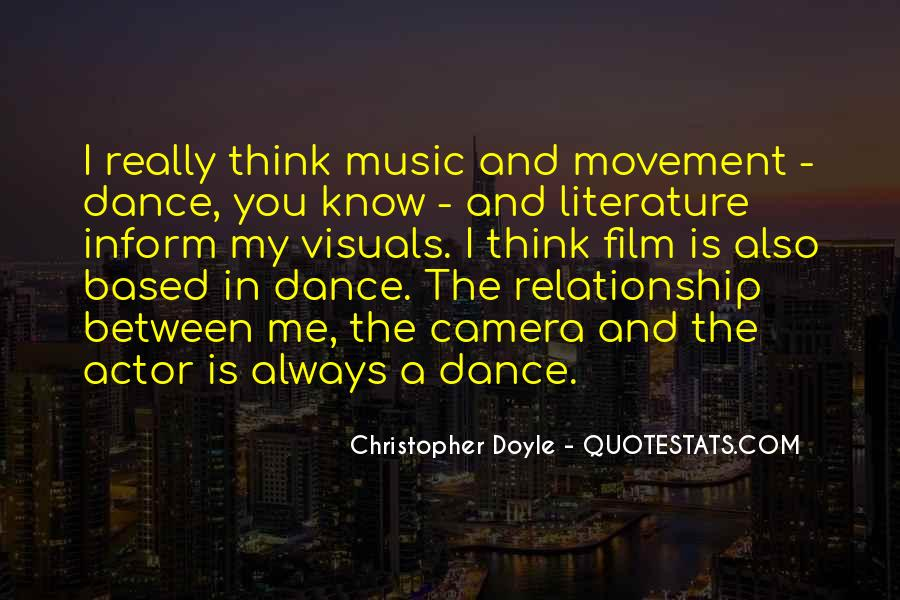 Film And Music Quotes #834661