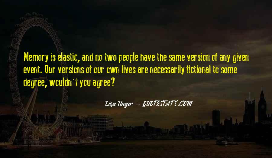 Quotes About Having Two Lives #147568