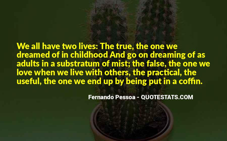 Quotes About Having Two Lives #20718