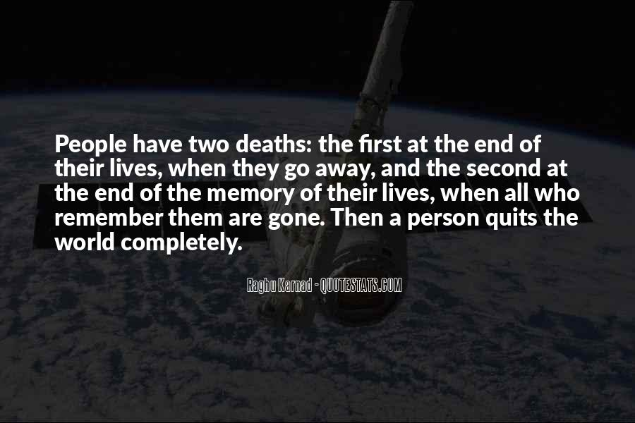 Quotes About Having Two Lives #86045