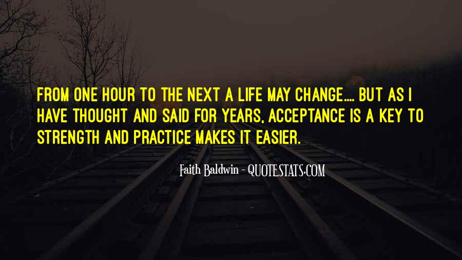 Quotes About Having The Strength To Change Your Life #899962